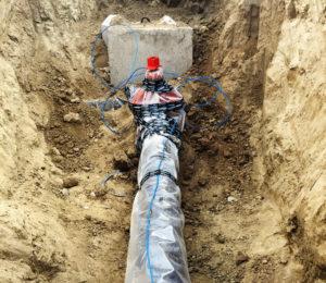 site utilities excavation